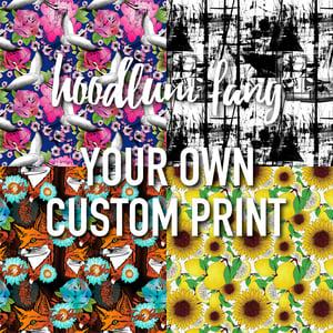 Custom Print Design for ALL items