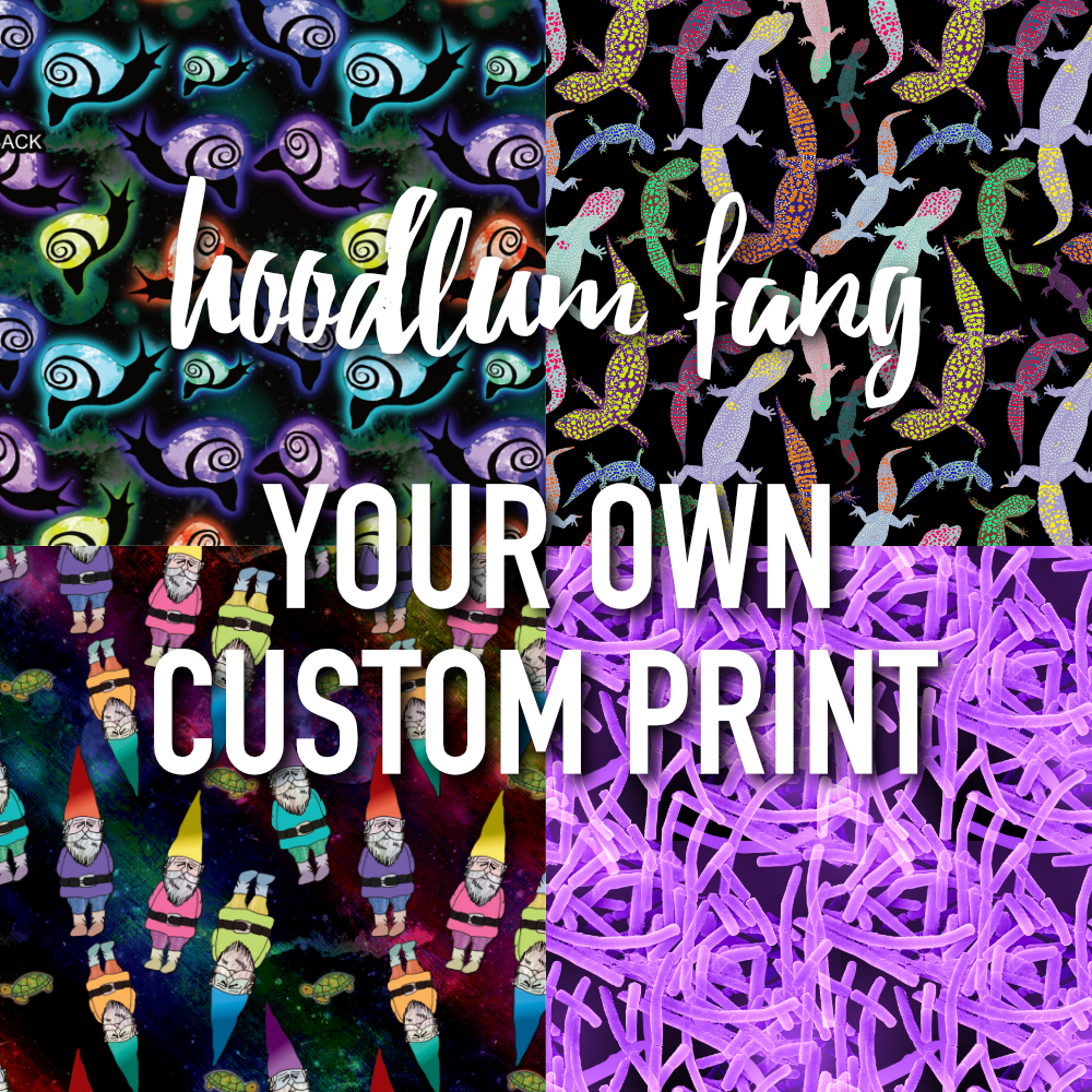 Image of Custom Print Design for ALL items