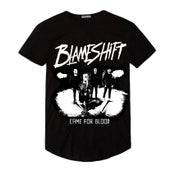 Image of CAME FOR BLOOD OFFICIAL BAND T-SHIRT