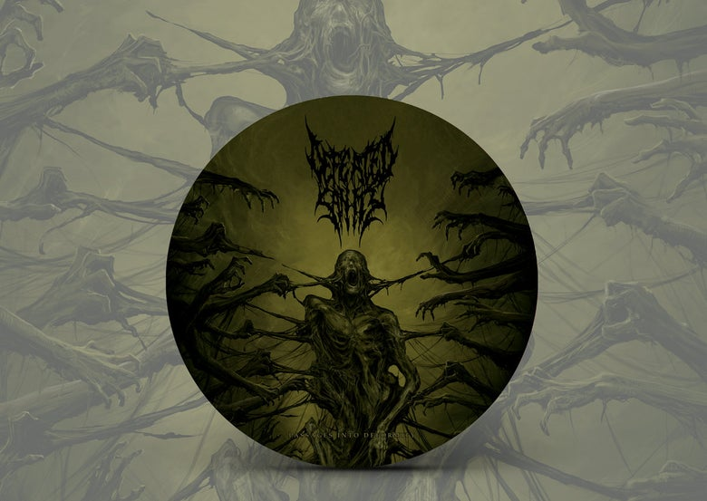 Image of Passages Into Deformity Picture Disc