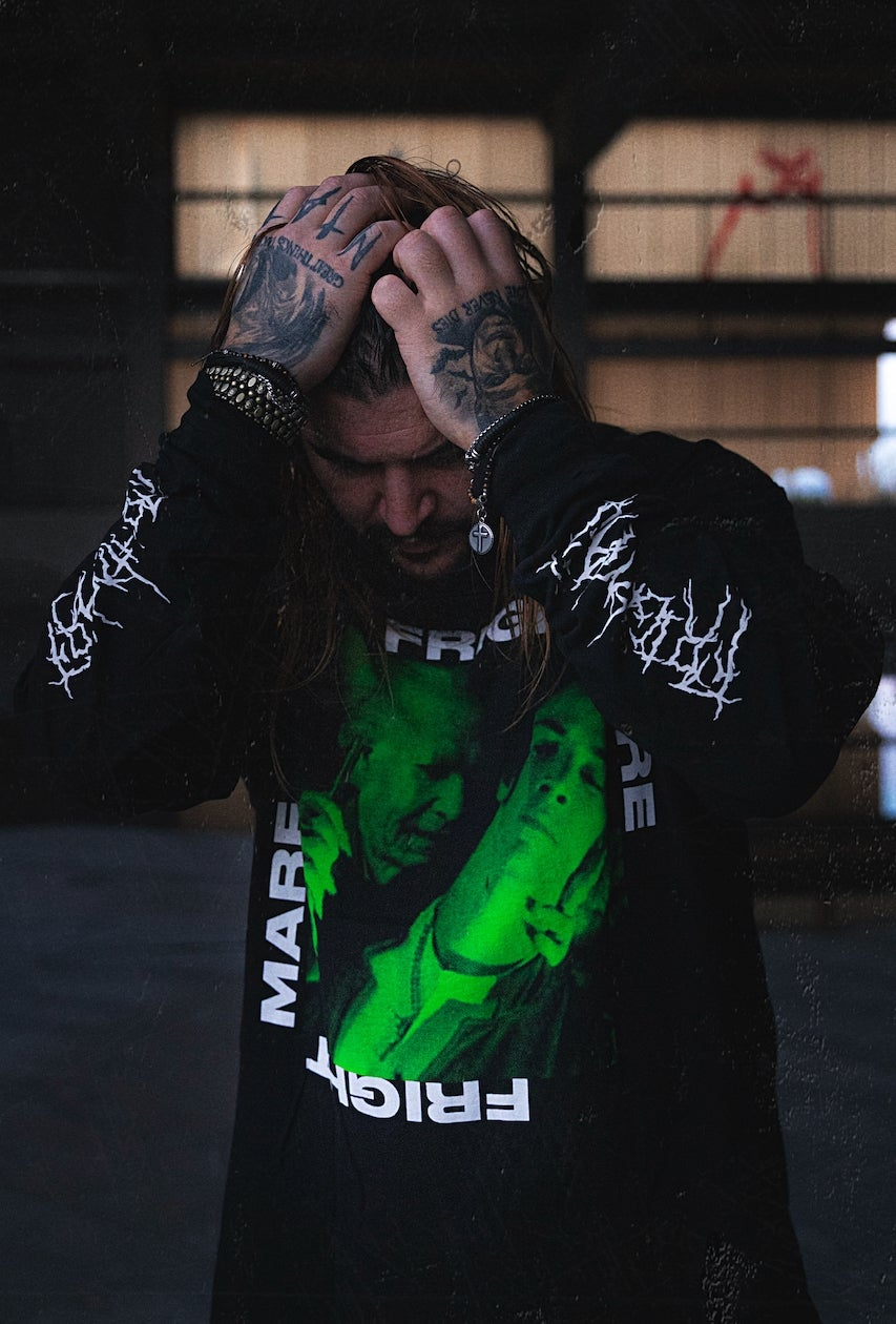 Image of † CHILDREN OF THE NIGHT - Long Sleeve †