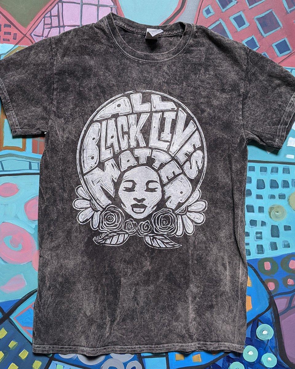 Image of All Black Lives Matter T-Shirt