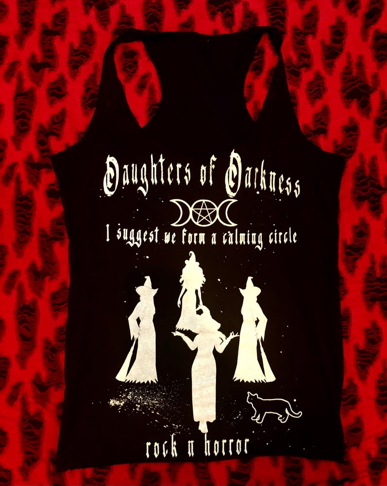 Image of Daughters of Darkness Women's Tank