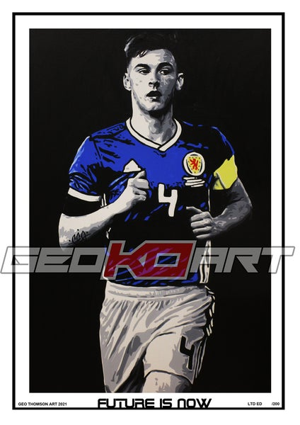 Image of KIERAN TIERNEY SCOTLAND