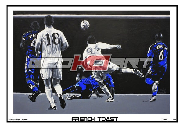 Image of JAMES MCFADDEN FRANCE V SCOTLAND