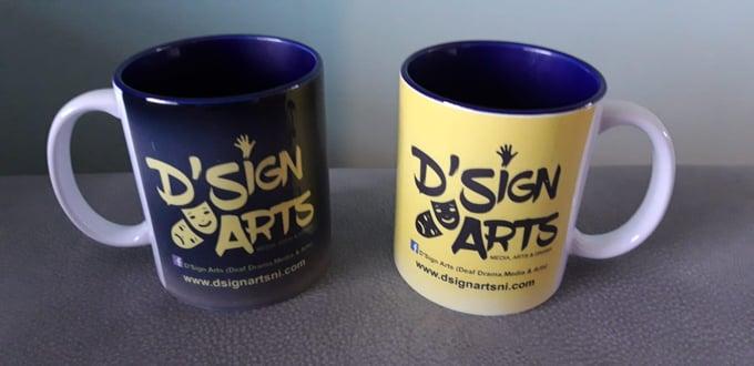 Image of New Look D'Sign Arts Mug