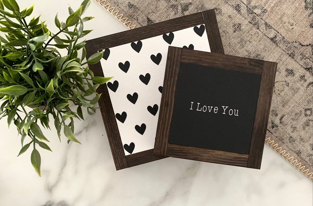 Image of I Love You/Hearts Set