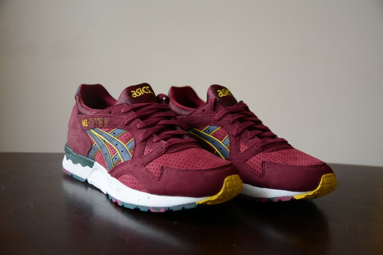 Image of The Good Will Out x Asics Gel Lyte V Koyo