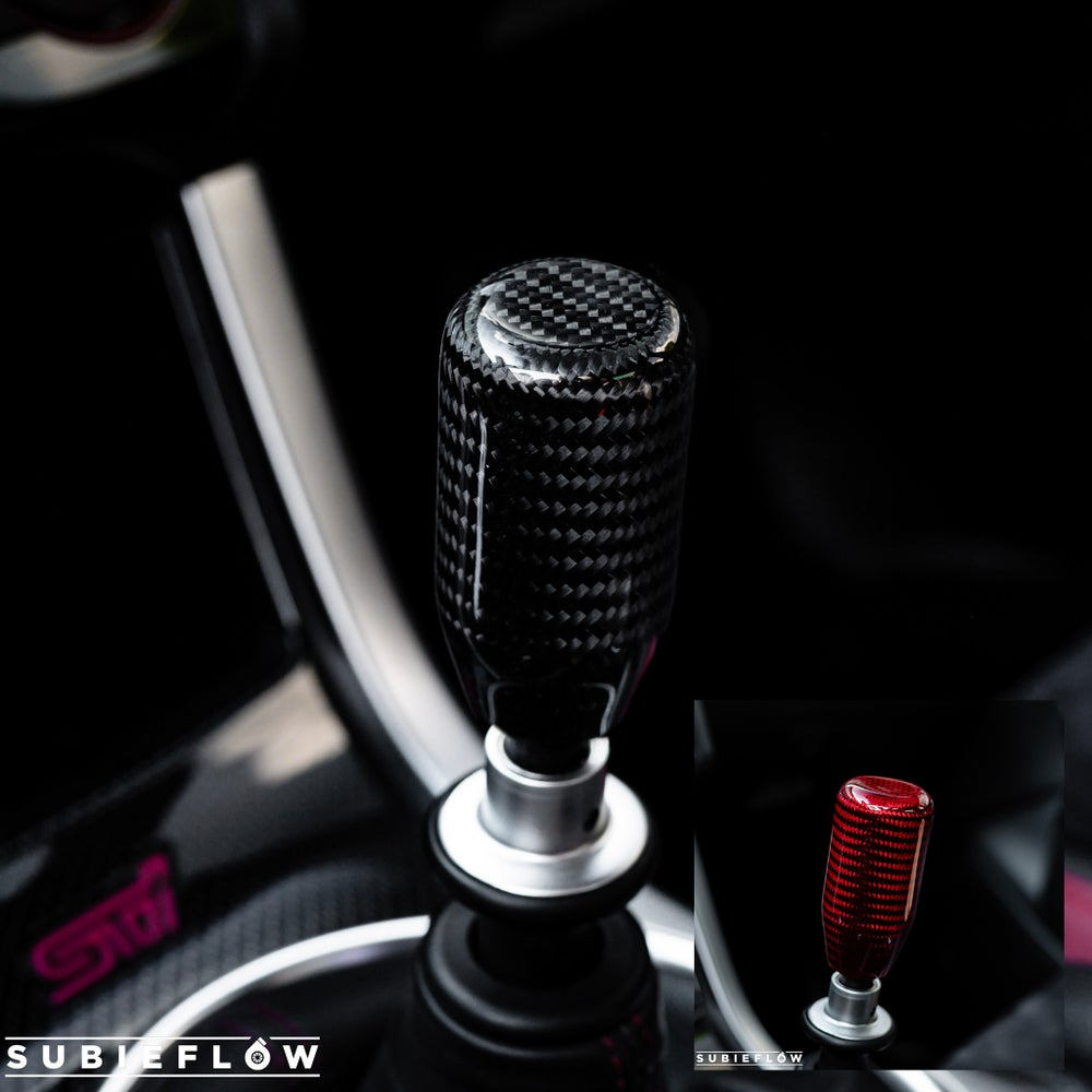 Image of Carbon Fiber Handle Shift Knob