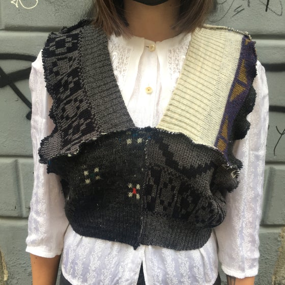 Image of PATCHWORK VEST 5
