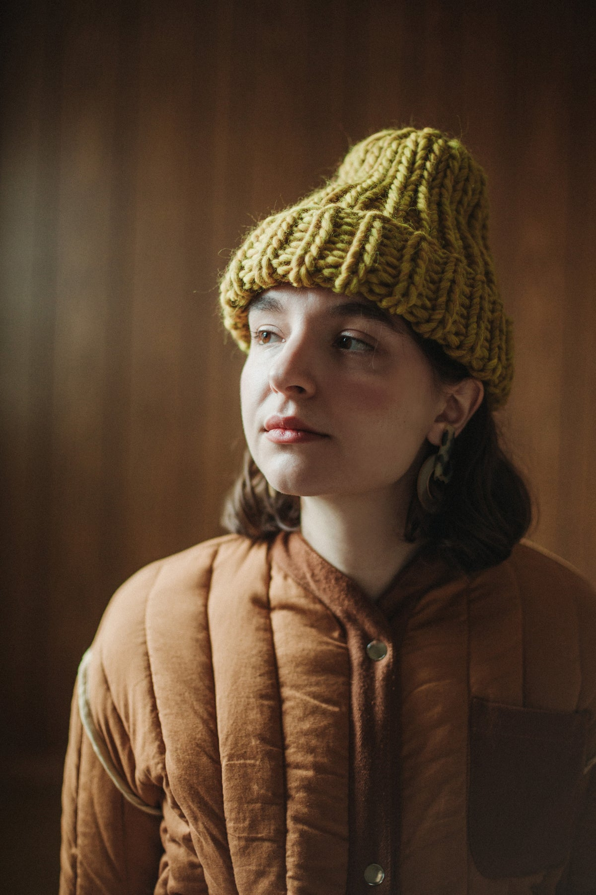 Image of KNIT KIT - Kenora Toque X Alpaca Wool