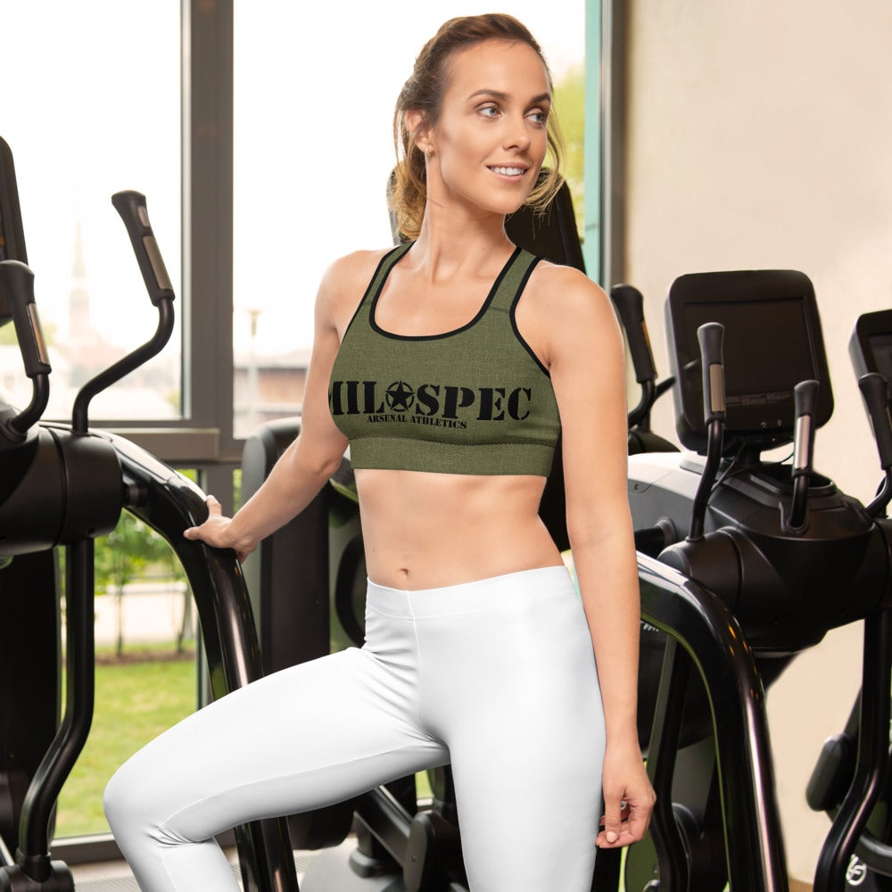 "Image of ""Mil-Spec"" Sports bra"