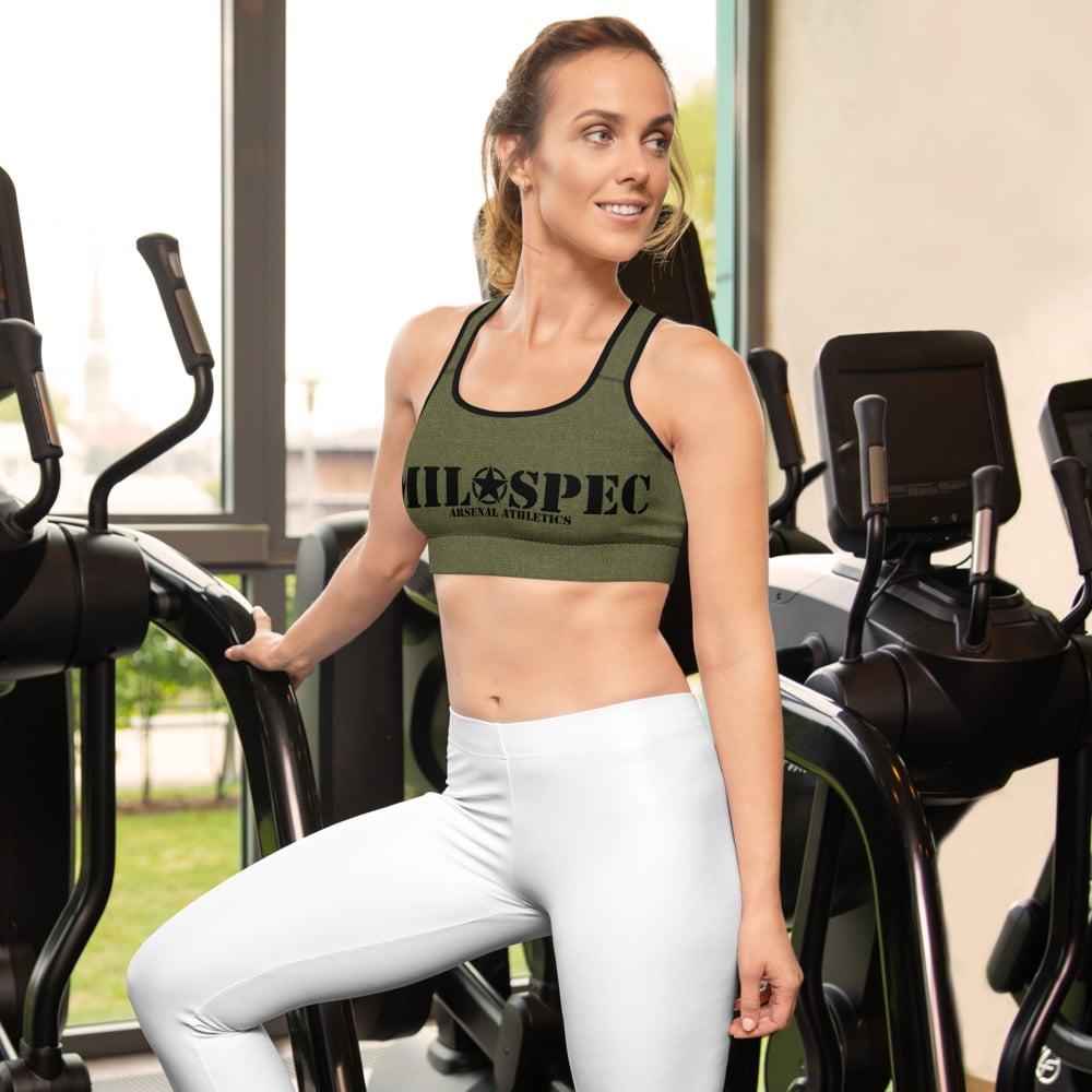 "Image of ""Mil-Spec"" Sports bra"