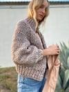 Knitting Pattern - Nanaimo Cardigan