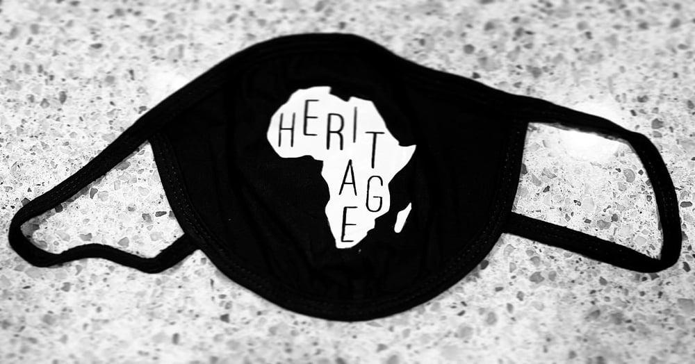 YBK Heritage Face Mask