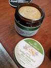 2oz Organic Herbal Medicated Skin Cream - formulated for eczema