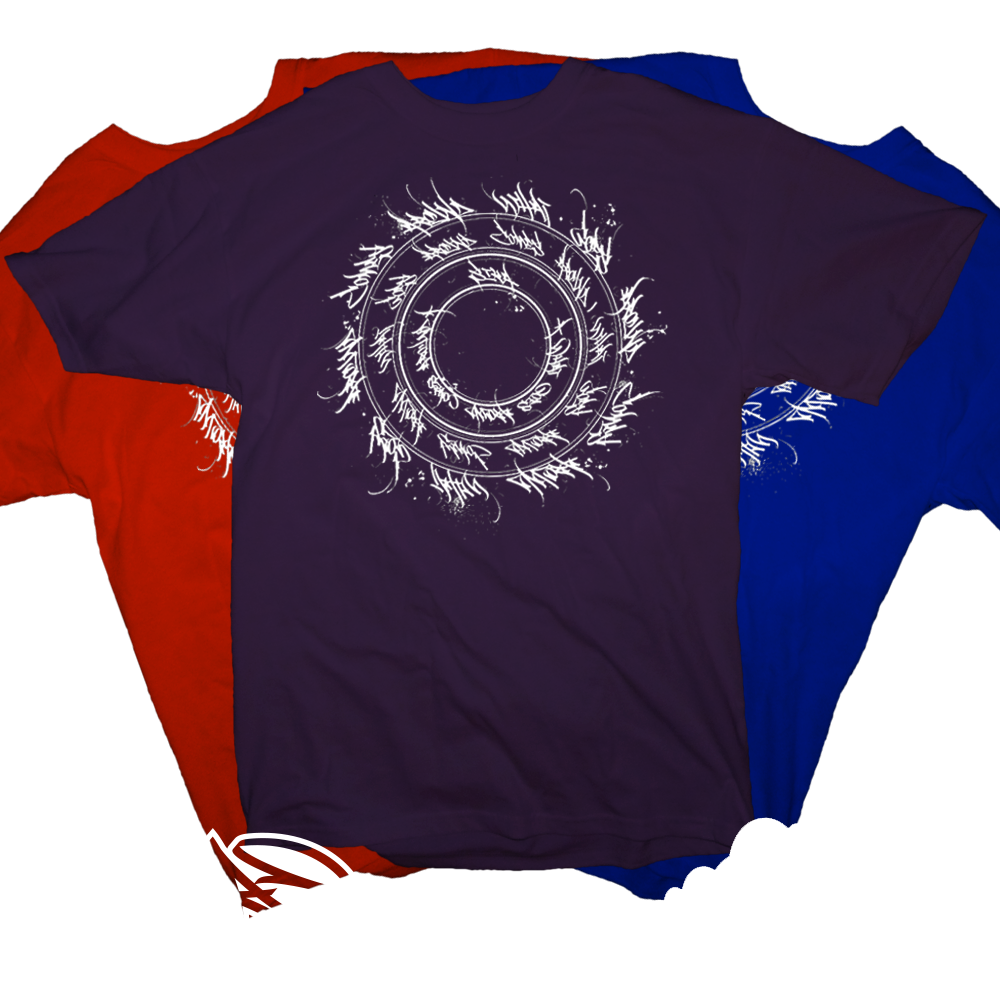 What goes around comes around T (limited edition - multiple colourways)