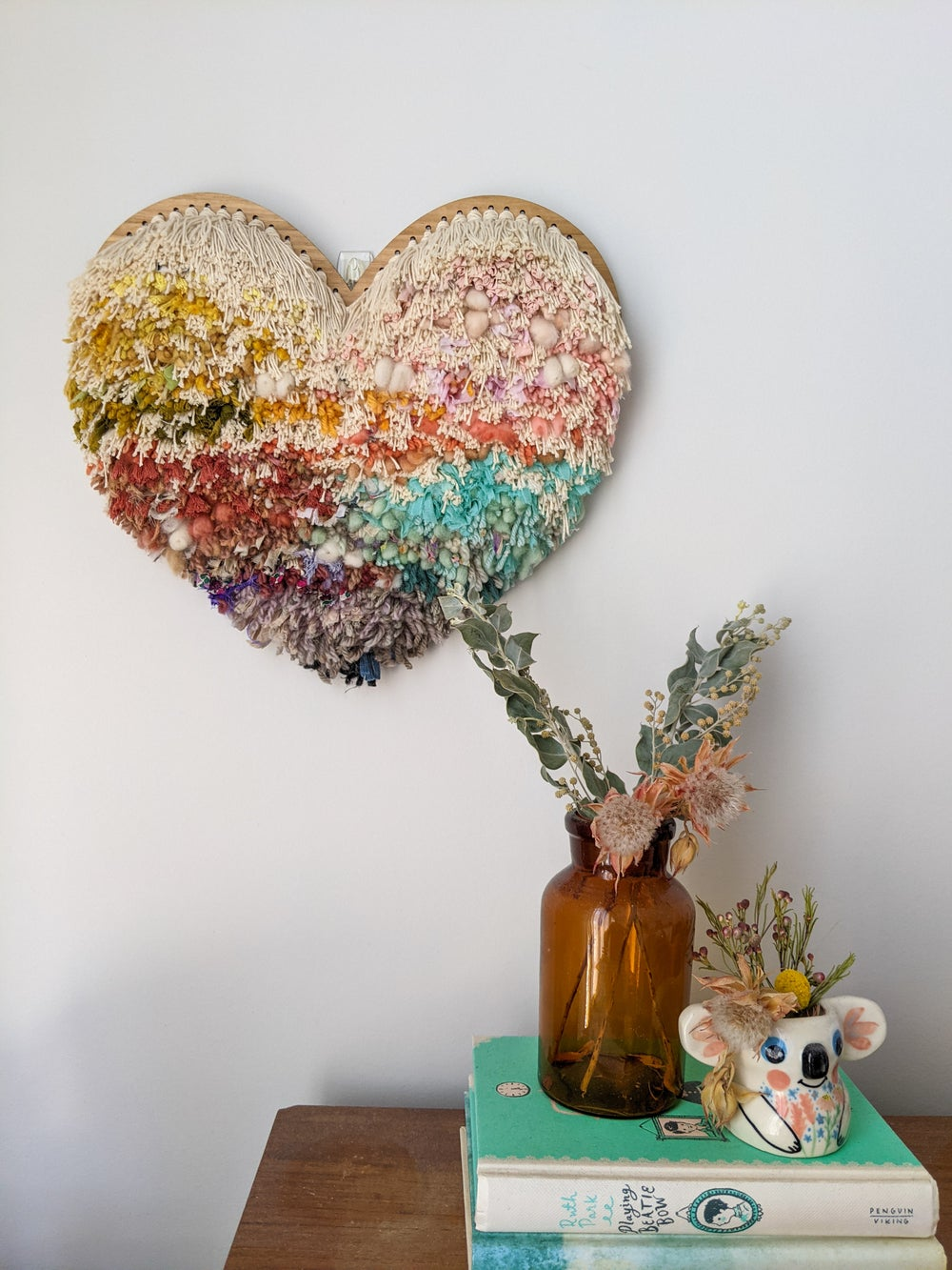 Image of Woven Heart Loom - JOIE