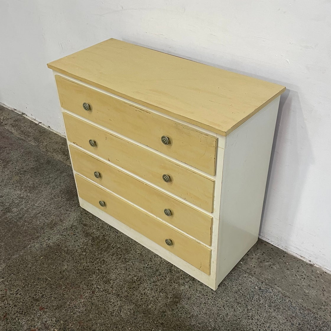 Image of 1960s CHEST OF DRAWERS