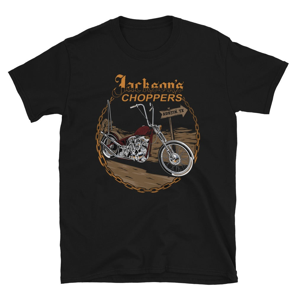 Image of Gen Shovel chopper T shirt