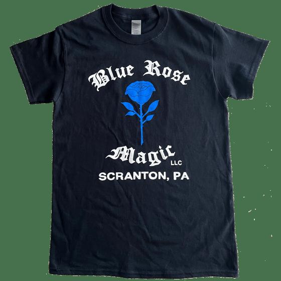 Image of Blue Rose Magic T-Shirt
