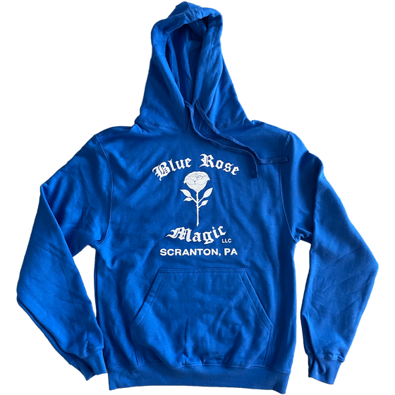 Image of Blue Rose Magic Hoodie