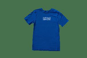 "Image of Nike SB x Skate Like a Girl ""Skate Slow and Live"" T-Shirt"