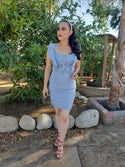 Denim Dress (light)