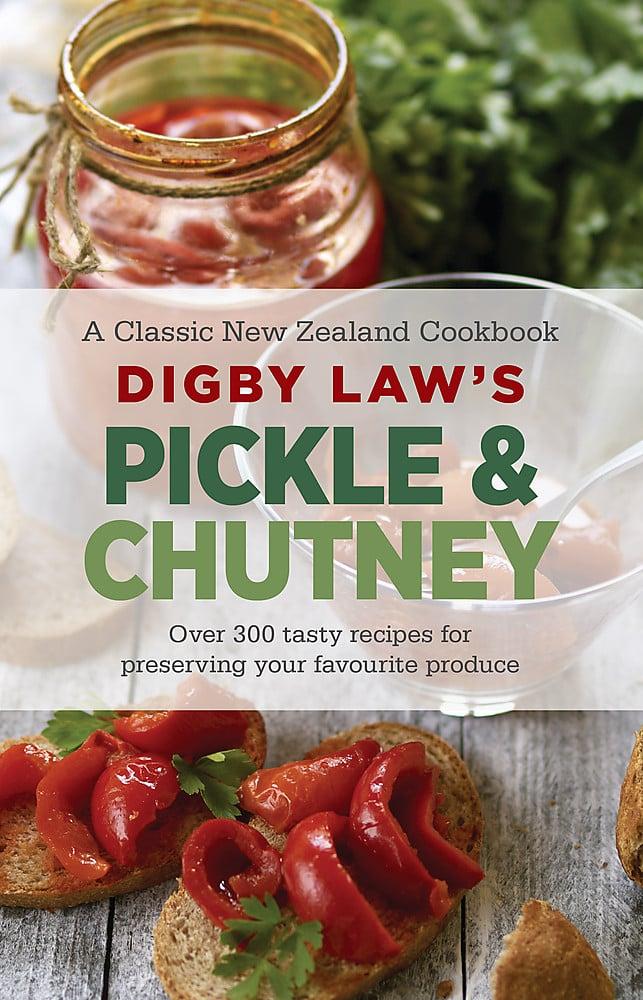 Digby Law's Pickle & Chutney