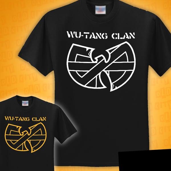 "Image of ""Wu-Crass"" Shirt - Multiple Options"