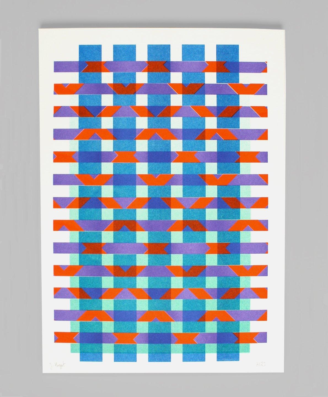 Orange Radiant — Jennifer Hugot