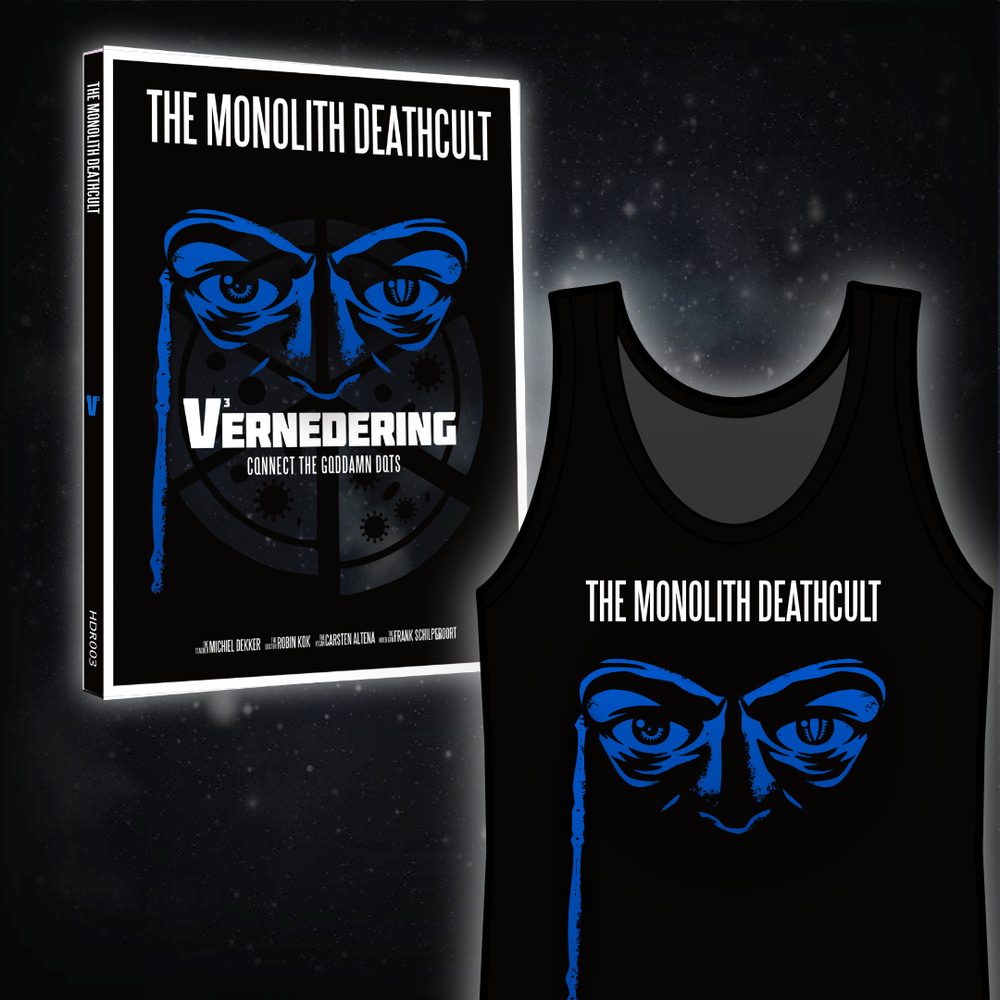 V3 - Vernedering CD + shirt of choice