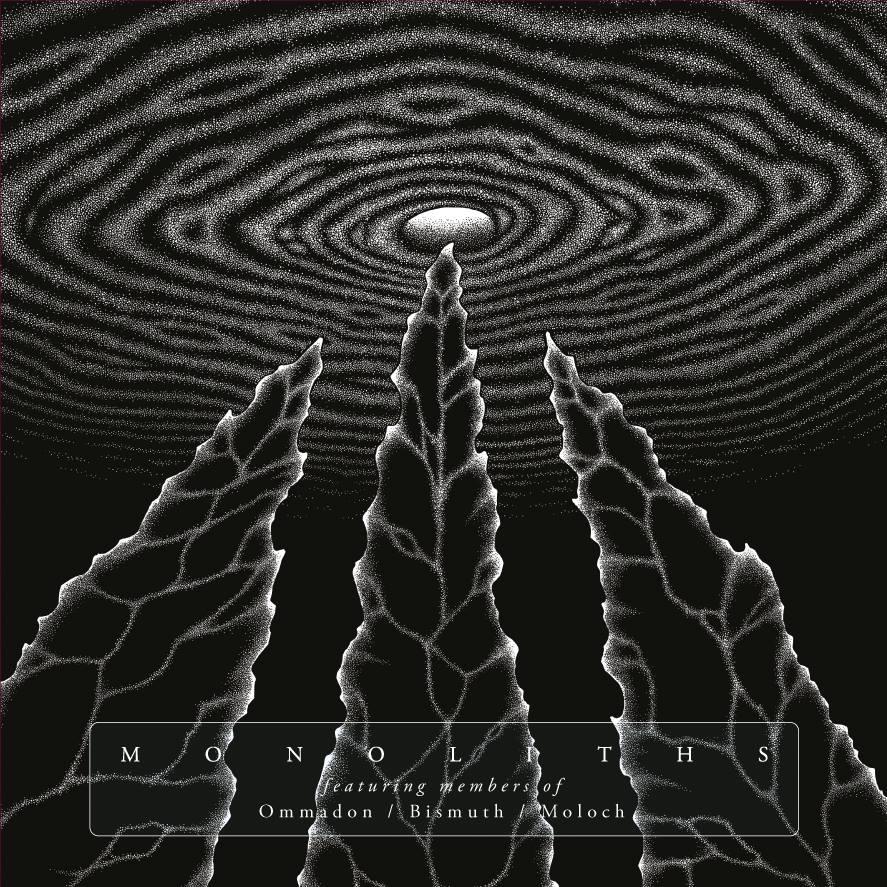 Image of Monoliths - Monoliths LP (DC27)