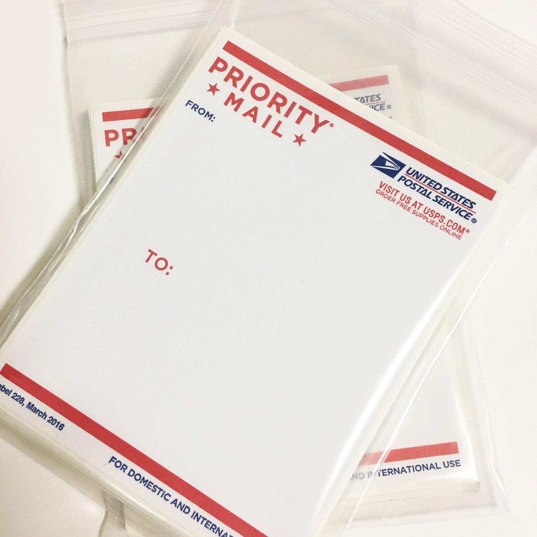 Image of American Postal Packs- 2016's