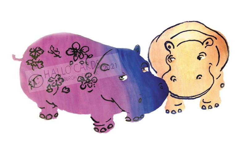 Image of Hippos