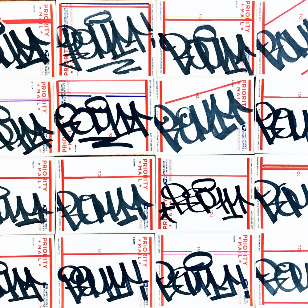Image of Bomit Handstyle Packs