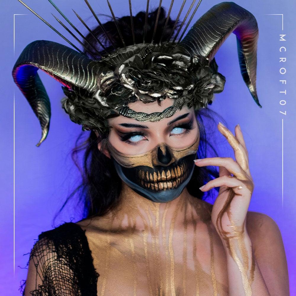 Image of Death Goddess