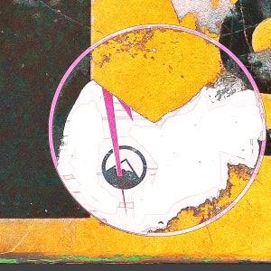 Image of Urban Scrawls Abstract Art - Water