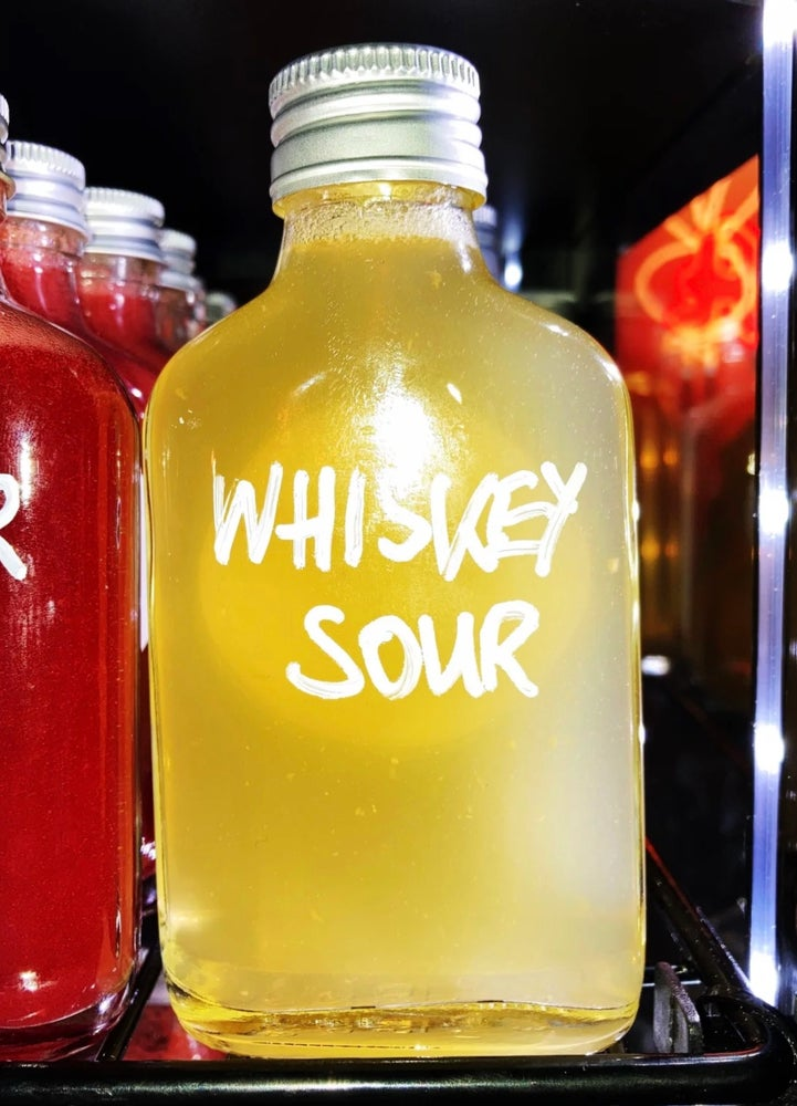 Image of Whiskey Sour premixed