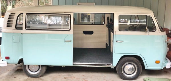 Image of Spring  VW Van Mini $225 pay half to book