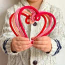 Image 1 of Knitted Hearts
