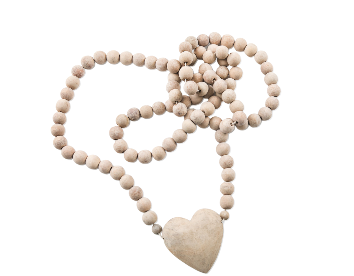 Image of XL Heart Prayer Beads