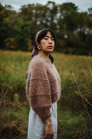 Image of Knitting Pattern - Kelowna Sweater