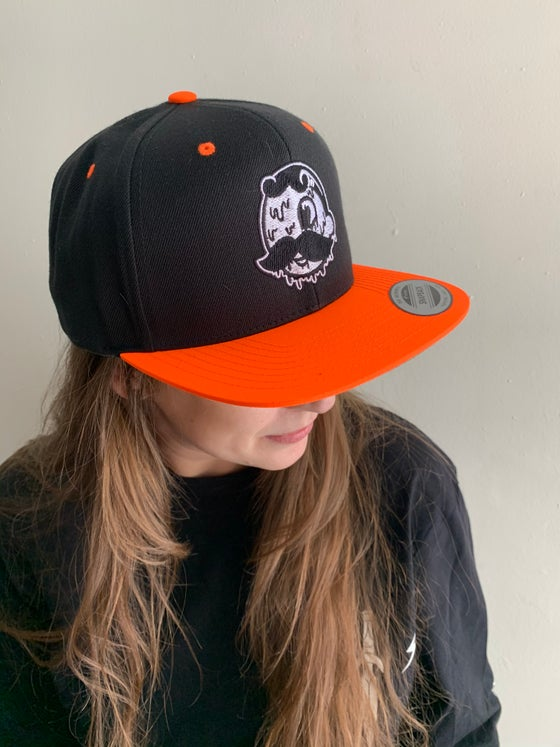 Image of Melty Boh SnapBack hat