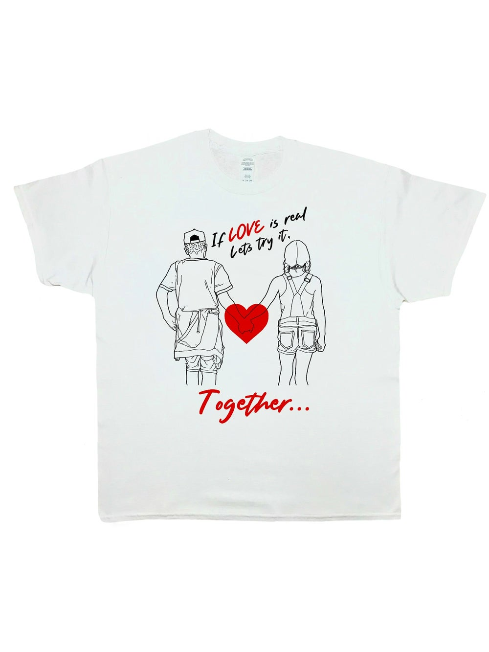 "Image of ""Certified Lovers"" Tee"