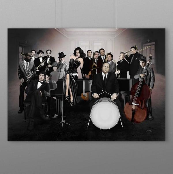 Image of Sing, Sing, Sing (Big Gang) Poster