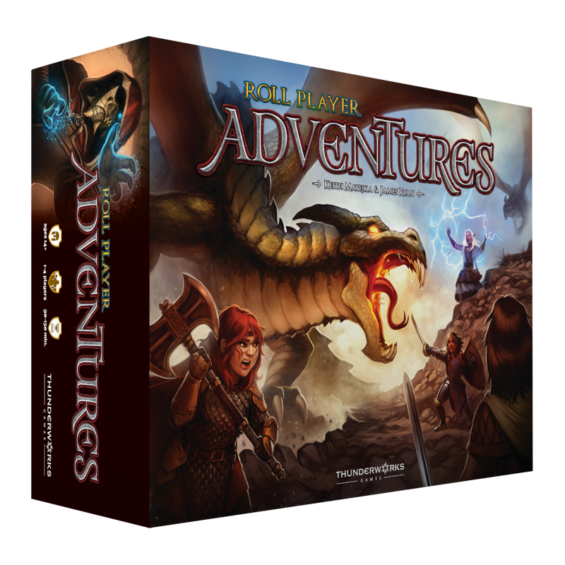 Roll Player Adventures (Pre-Order)