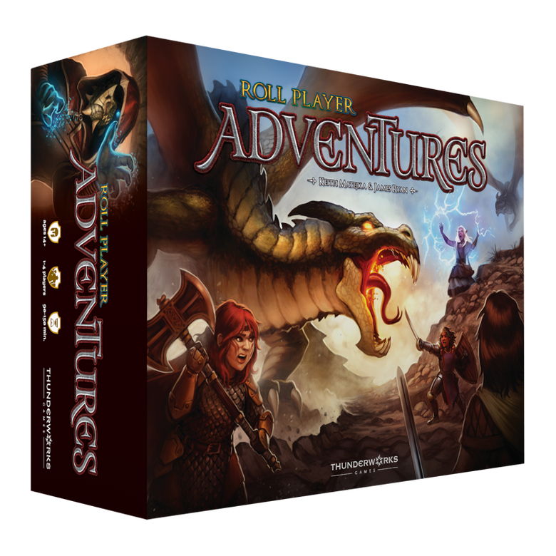 Image of Roll Player Adventures (Pre-Order)