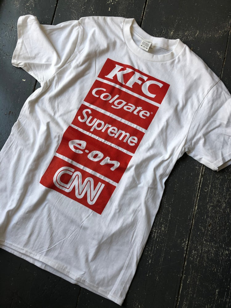 Image of Red Box Logo Shirt +++Special Edition+++