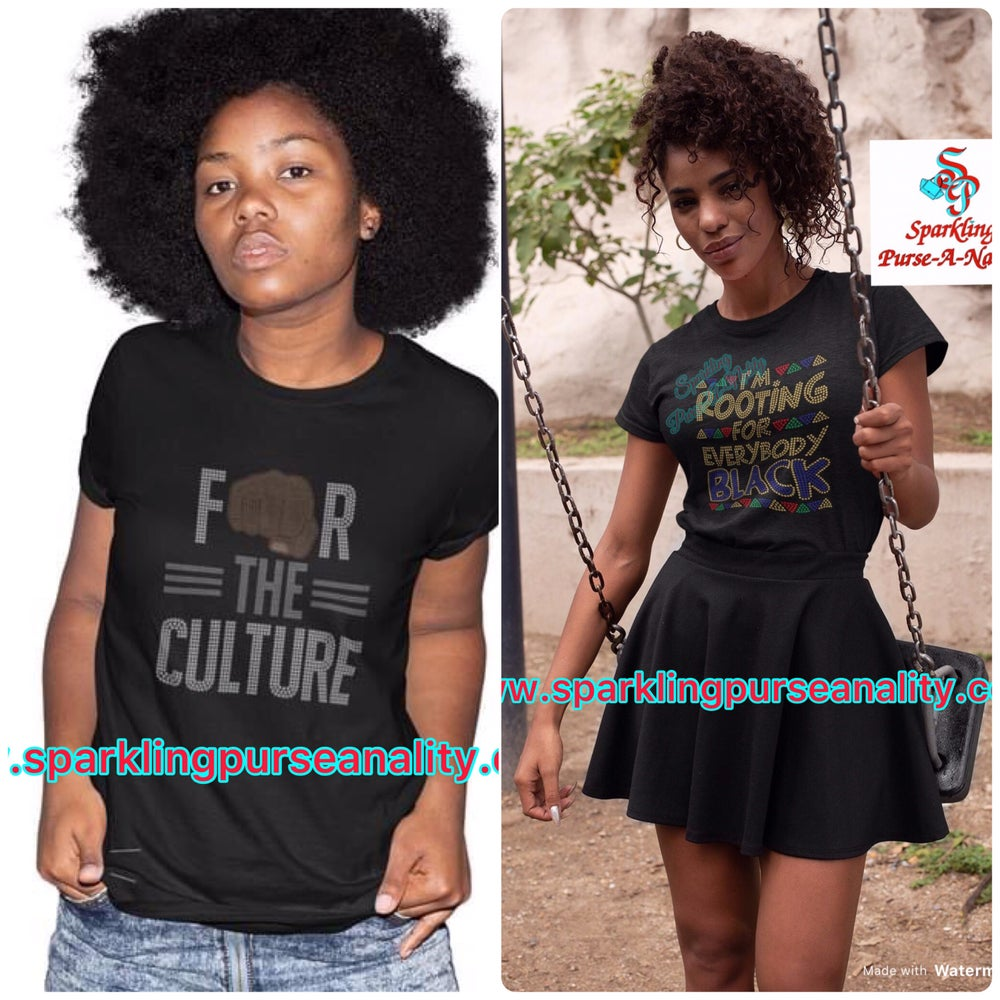 """Image of """"Sparkling"""" Culture Shirts"""